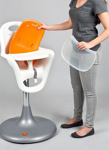 Superieur Boon Flair Pedestal Highchair