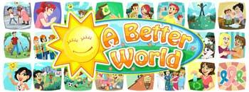 A Better World App on Facebook