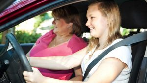 Teaching your teen how to drive