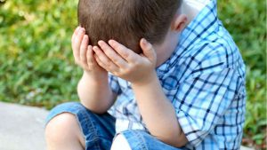 Toddlers and tantrums