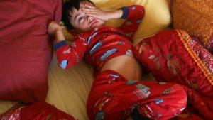 Child's bedtime