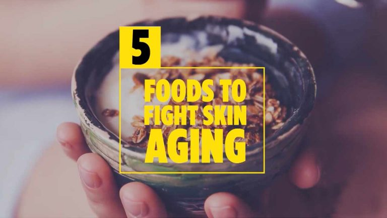 foods fighting aging
