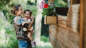 single-mom-child