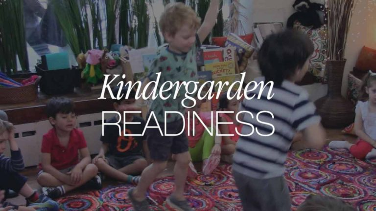 Kindergarden Readiness